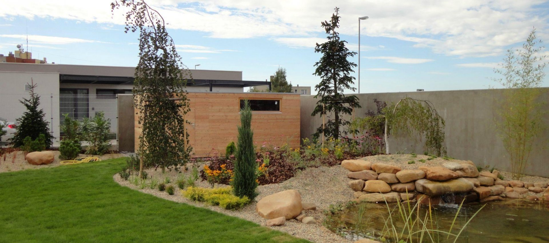 Naturhouse Design Gartenhauser Wochenendhauser