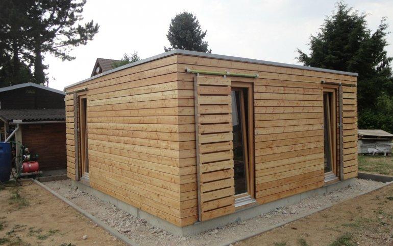 modernes Gartenlager S24