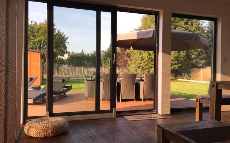 Wochenendhaus - 12 x 6 m - Domazlice