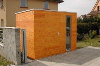 modernes Gartenhaus 2,5x1,6 m