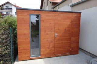 Holzhaus für Geräte S5