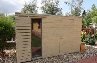 modernes Gartenhaus S7