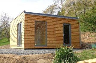 modernes Holzhaus NATURHOUSE D6x6