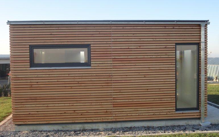Wochenendhaus D6x6 - Lattenrost