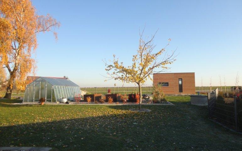 Wochenendhaus D6x6 - Polling