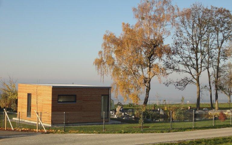 Holzhaus NATURHOUSE