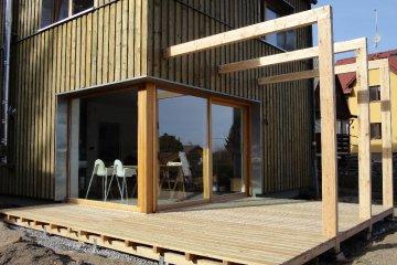 Terrassen -20 m2 - Pilsen