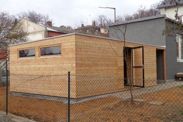 Gartenhaus S24 - 4,5x6,9 m - Cham