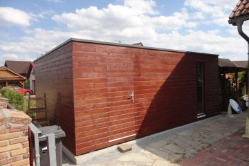 Gartenhaus S24 - 6 x 4 m - Ceska Lipa