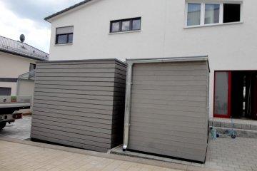 Gartenhäuser S5 - 3x2 m - Schönaich