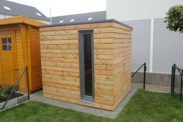 Gartenhaus 2,5x2,5 m   NATURHOUSE S6 | NATURHOUSE®   moderne