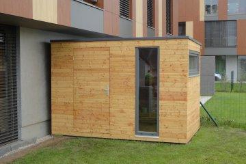 Gartenhaus 4x2 m   NATURHOUSE S7 | NATURHOUSE®   moderne Gartenhäuser