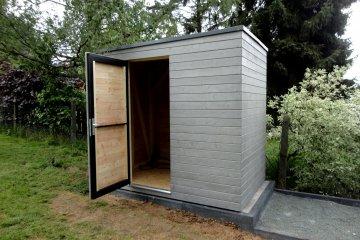 Gerätehaus S4 - 1,6 x 2,45 m - Oberursel