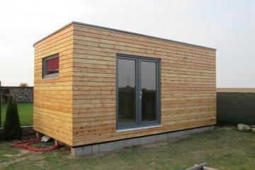 Holzhaus NATURHOUSE D6x3 - Roudnice nad Labem