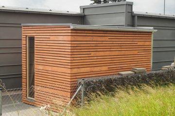 Gartenhaus S5 - 3,5 x 2,3 m - Opava