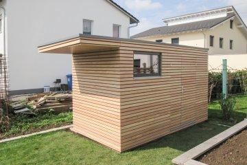 Gartenhütte NATURHOUSE S7 - Memmingen