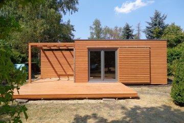 Wochenendhaus NATURHOUSE D6x6 - Landshut
