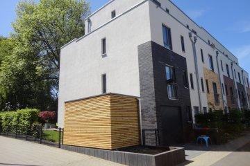 Gartenhaus S7 - 3,78 x 1,95 m - Aachen