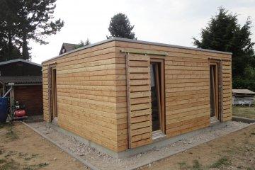 Gartenhaus S24 - 5x5 m - Wilthen