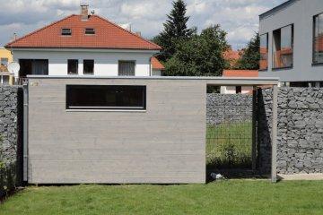 Gartenhaus S9 - 4 x 2,5 m - Dolni Brezany