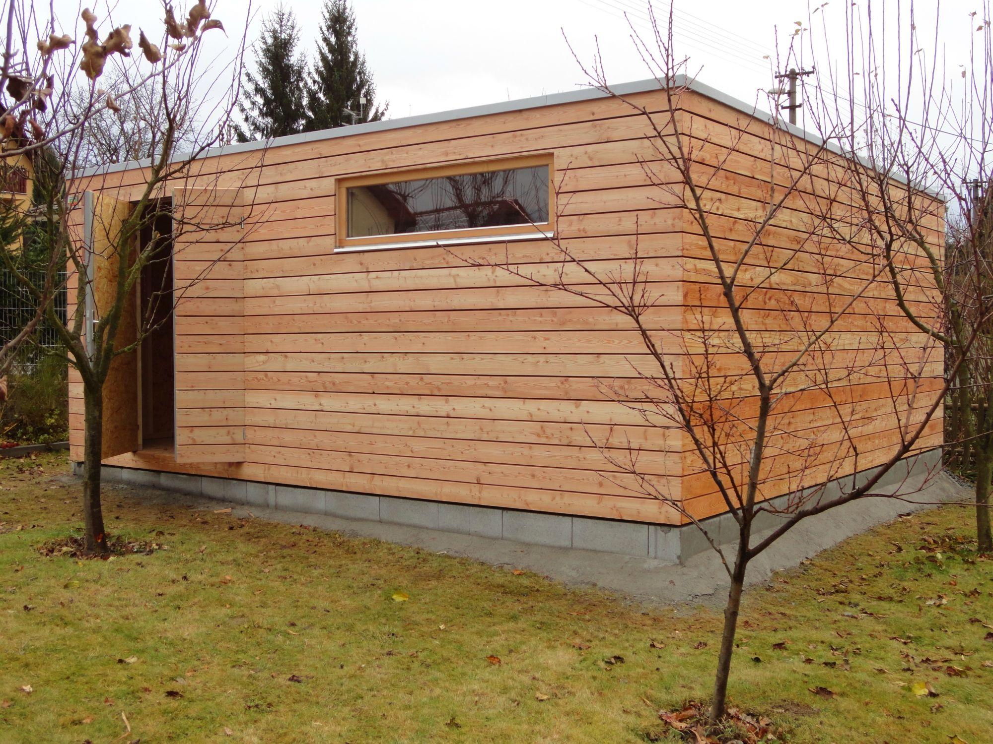 Gartenhaus 5x5 m   NATURHOUSE S24 | NATURHOUSE®   moderne Gartenhäuser