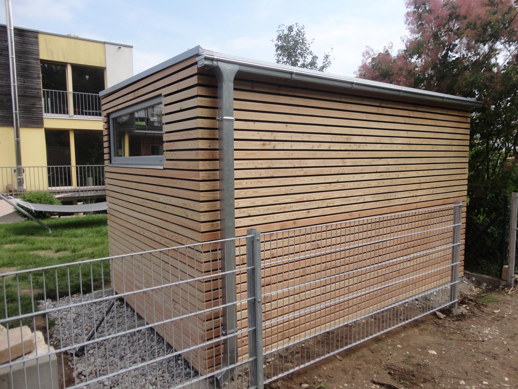 gartenhaus s9 - 3,78 x 2,41 m - neu ulm - referenzen naturhouse, Gartengerate ideen