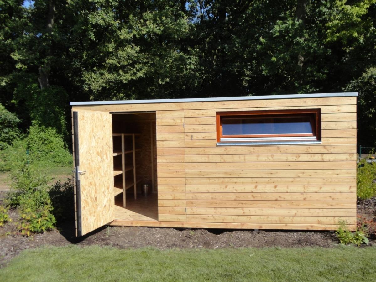 Gartenhaus Mit Sommerküche : Gartenhaus s m kostomlaty referenzen naturhouse