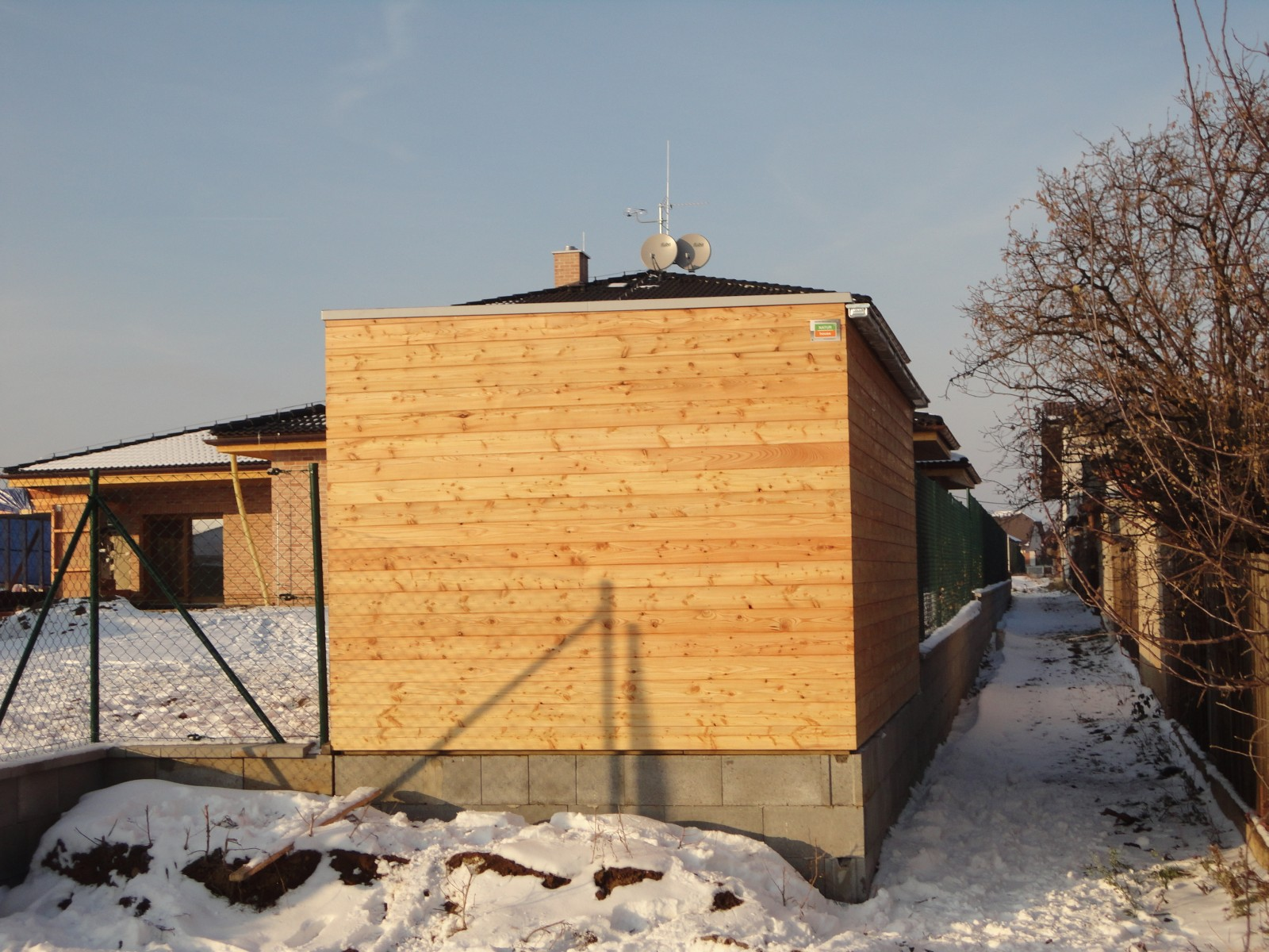 Gartenhaus S12 - 5 X2,5 M - Zebrak - Designer Gerätehäuser Und ... Modernes Gartenhaus Fur Gartengerate