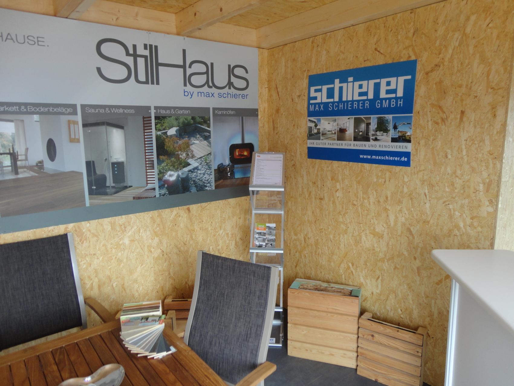 Musterhaus NATURHOUSE - 4,95 x 3,5 m - Straubing - Referenzen ...