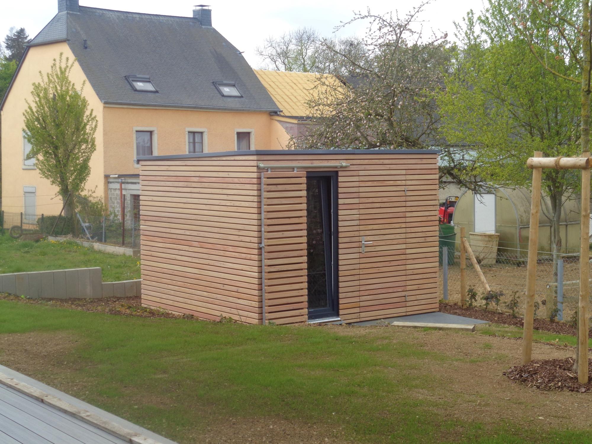 3x3 gartenhaus