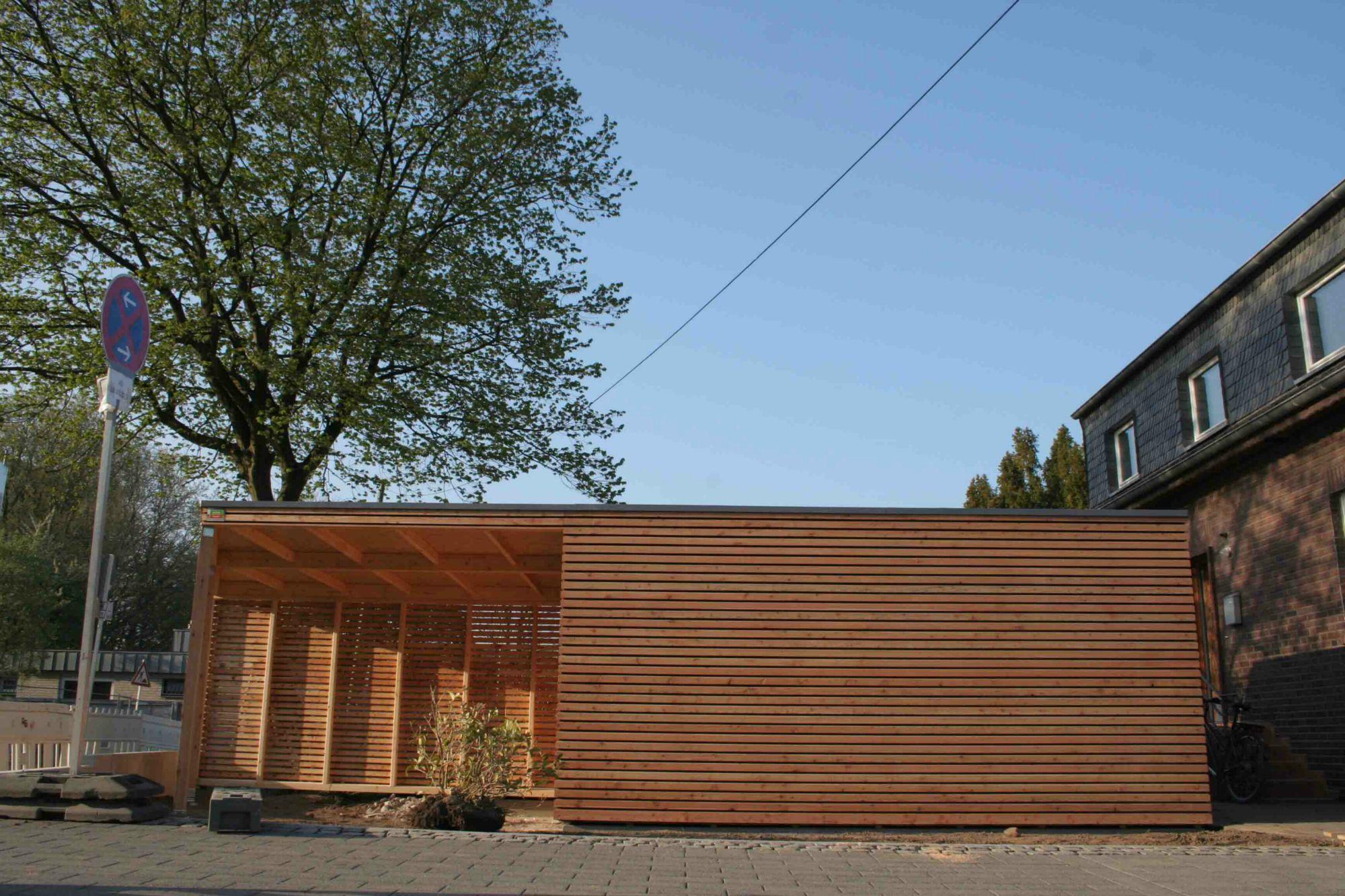 Carport Köln moderne gartenhaus s24 carport köln referenzen naturhouse
