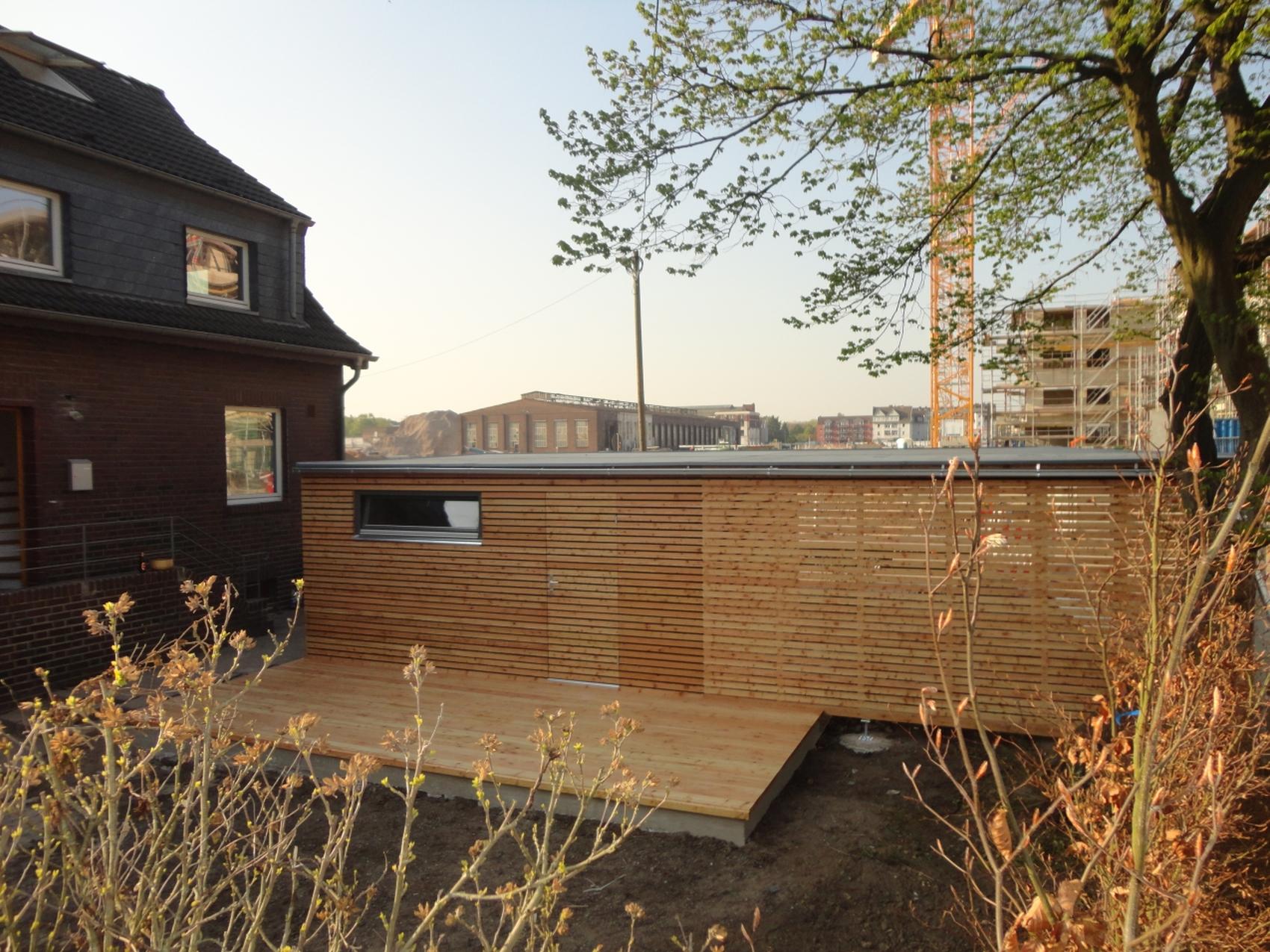 Gartenhäuser Köln moderne gartenhaus s24 carport köln referenzen naturhouse